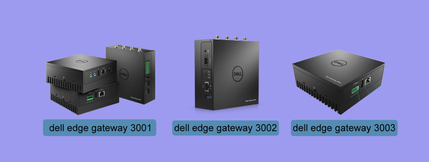 dell edge gateway 3001