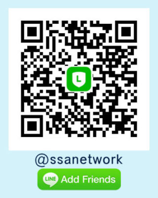 ssanetwork-contact-line-official-account
